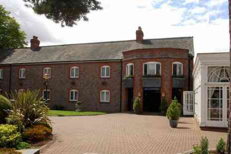 Quorn Country Hotel - One night Country House stay for 2 including breakfast  - Save 50%