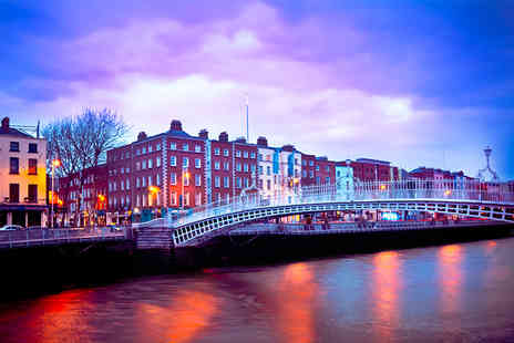 Airbridge Travel - Two night Dublin break including flights - Save 35%