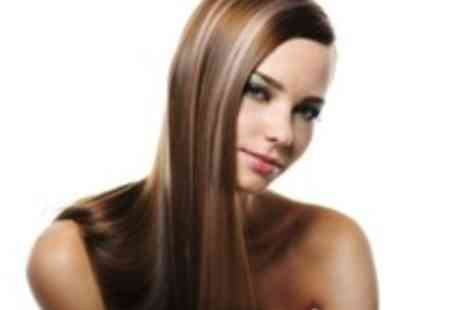 Hair By Lizzi Whitehead - Half head of highlights with a wash, cut, blow dry & treatment - Save 50%