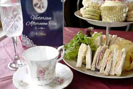 D.H. Lawrence Heritage Centre - Chocolate Afternoon Tea for two - Save 51%