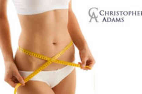 Christopher Adams - Gastric Band Home Hypnosis Weight Loss System - Save 92%