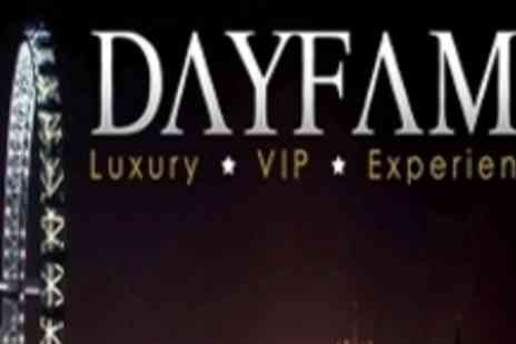 Dayfame - 4 Hour Luxury Cruise with Live DJ, Event Photographers, Club Entry, Wine and Canapes - Save 82%