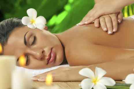 Beauty and Hair - One Hour Massage  - Save 33%