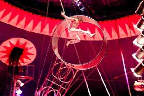 Continental Circus Berlin - Ticket to Continental Circus Berlin in St Andrews or Invergowrie  - Save 52%