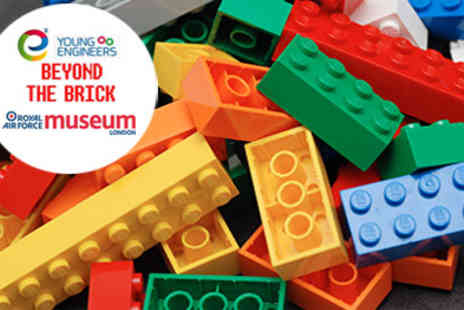 Beyond The Brick - Lego Fun Day Out At the Beyond the Brick Exhibition - Save 50%