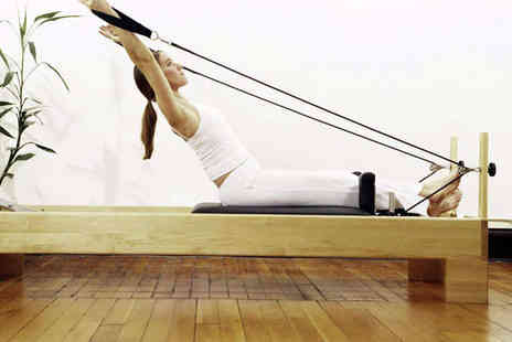 Flowing Body Pilates - Five Reformer Pilates Classes - Save 68%