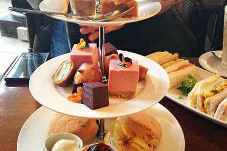 The Cairn Hotel - Afternoon Tea for Two - Save 46%