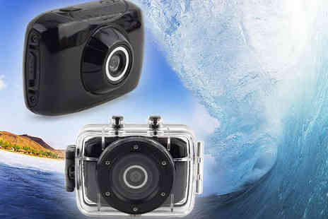 NiftySpot - CAMPRO Sport Action HD Camera - Save 51%