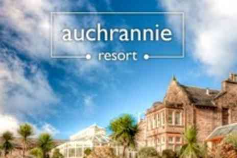 Auchrannie Resort - One Night Stay For Two With Access to Leisure Facilities - Save 55%
