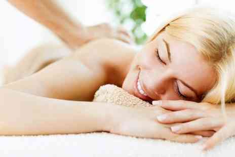 Signature Hair and Beauty - One Hour Massage Package - Save 62%
