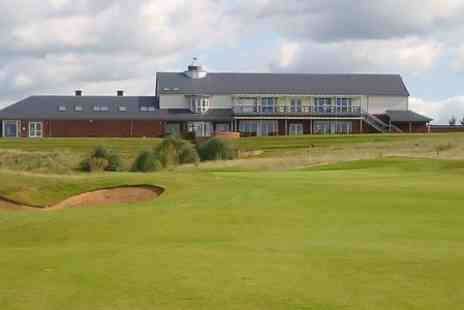 Wychwood Park - 18 Holes of Golf For Two With Bucket of Balls  - Save 68%