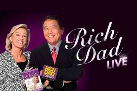 Success Resources - Silver Tickets to Rich Dad Live     - Save 30%