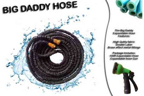 Trading Post Products - Big Daddy Expandable Hose - Save 60%