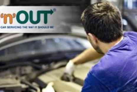 In 'n' Out Milton Keynes - Xpress MOT - Save 60%