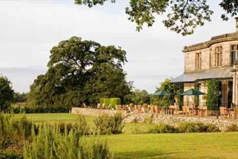Rookery Hall Hotel & Spa - Overnight accommodation for two with full English breakfast and access to the spa facilities - Save 39%