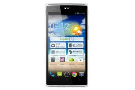 T L X Electrical - Acer Liquid Z5 Android Touchscreen Smartphone - Save 47%