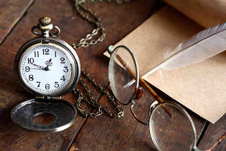 Tick Tock Unlock - One hour Escape Game Challenge for 3 - Save 53%
