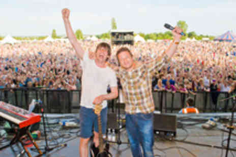 The Big Feastival - Tickets to Jamie Oliver & Alex James present the Big Feastival - Save 8%