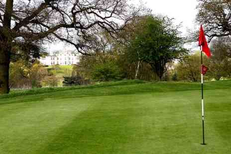Bushey Country Club - 18 Holes of Golf With Range Balls and Breakfast - Save 63%