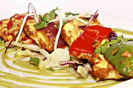 Shri Bheemas - Two Course Lunch For Two  - Save 50%