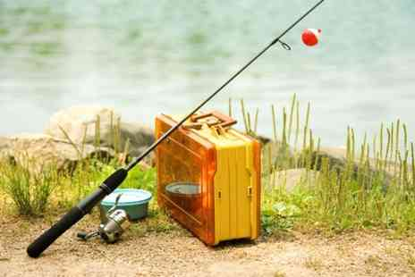 Ardingly Activity Centre - One Day Coarse Fishing For One - Save 55%