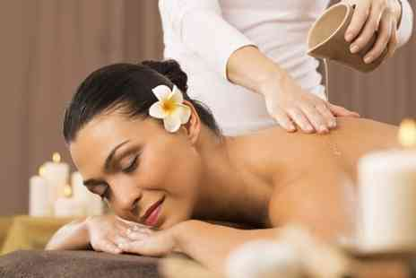 Elegant Hair and Beauty Studio - One Hour Aromatherapy Massage - Save 56%