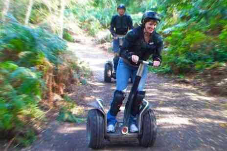 Madrenaline Activities - 1 hour Segway obstacle course experience for 1 - Save 67%