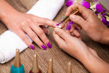 Revive Beauty - One  hour Gel manicure - Save 50%