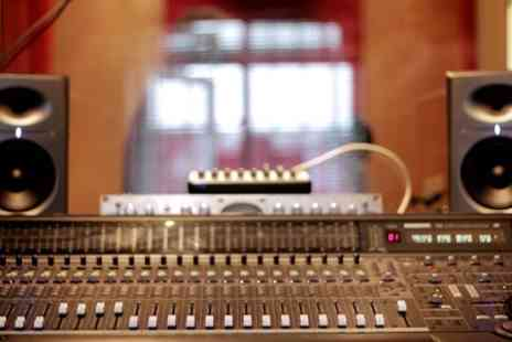New Money Entertainment - Music Recording Experience  - Save 52%