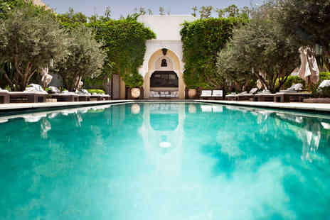 La Villa des Orangers - Two night stay for two in Marrakech - Save 50%
