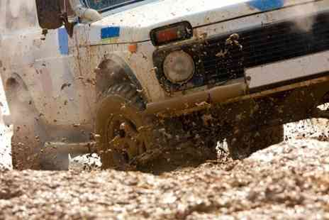Greentrack Events - Off Roading 4x4 Driving Experience  - Save 0%