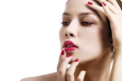 The Beauty Box - Deluxe Facial Plus Manicure  - Save 50%
