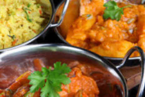 The Gaylord Restaurant - £30 voucher to spend on Indian food - Save 67%