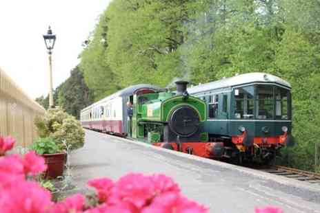 The Royal Deeside Railway  - Vintage Train Ride For Two - Save 50%