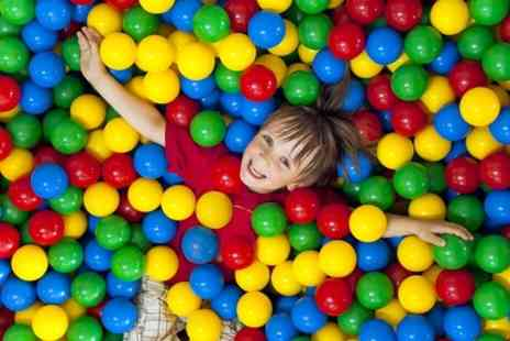 The Splat Centre - Four Sessions of Soft Play - Save 45%