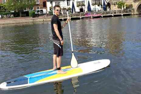 Henley Swim - Stand Up Paddle Boarding Lesson - Save 50%