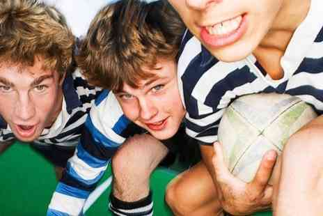 Professional Sport and Fitness - Three Day Kids Mark Regan Summer Rugby Camp  - Save 60%
