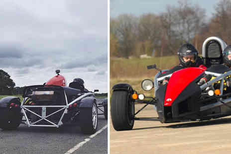 intotheblue - Ariel Atom Experience in Hertfordshire - Save 50%