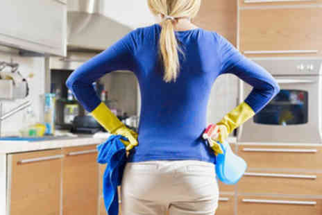 CMP Cleaning Services - £32 for two hours of domestic cleaning services at your home worth £99 - Save 68%
