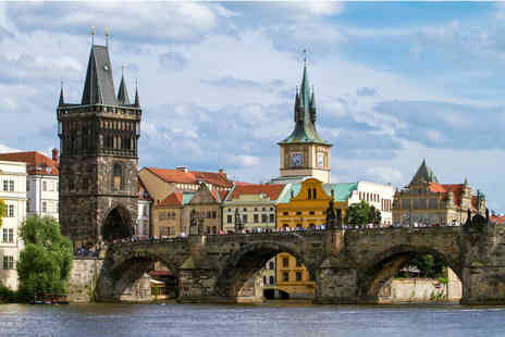 iFly Holidays - Two night stay in Prague  including return flights - Save 56%
