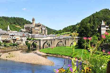 Gorges de la Truyere - Seven nights stay  for four  in France  - Save 40%