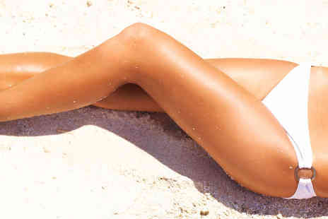 Strictly Waxing - Bikini and Half Leg Wax or Brazilian or Hollywood Wax - Save 56%