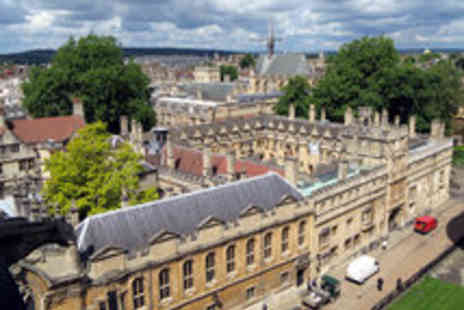 Oxford Walking Tours - Historic Oxford Walking Tour Tickets - Save 30%