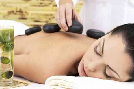 Simply Tranquil Holistic Therapies - Hot Stone or Aromatherapy Massage - Save 46%