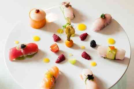 Sushi des Artistes - Three Course Lunch  - Save 51%