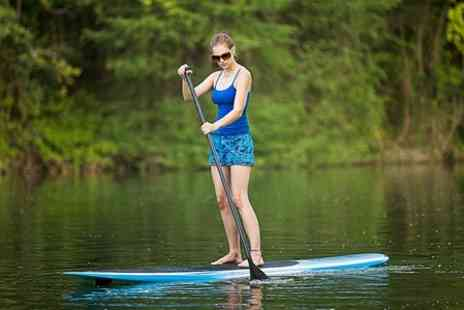 Ardingly Activity Centre - Kayaking or Paddleboarding  - Save 50%
