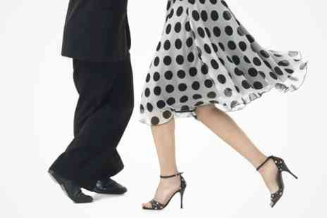 Sussex Swing - Five Ballroom Dance Lessons - Save 55%