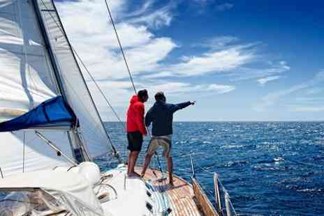 Fynn Marine - Solent Sailing With Champagne Reception - Save 50%