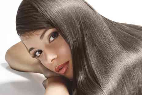 Charles Mbiro Hairdressing - Keratin Straightening Treatment  - Save 75%