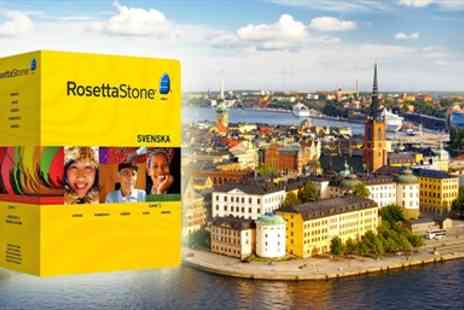 Rosetta Stone - Rosetta Stone Language Courses - Save 50%